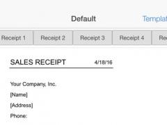 Sales Receipt Pro 1.0 Screenshot