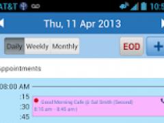 Sales Tracking Calendar (Free) 4.4.0 Screenshot