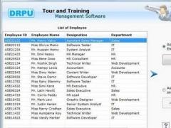 Sales Training Management 4.0.1.5 Screenshot