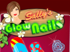 Sally's Glow Nails 1.0.6 Screenshot