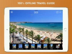 Salou Travel Guide and Offline City Street Map 1.1 Screenshot