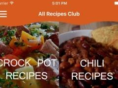 Salsa Recipes+ 1.0 Screenshot