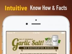 Salt 101:Uses and Recipes 1.0 Screenshot