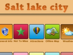 Salt Lake City Travel Explorer 6.0 Screenshot