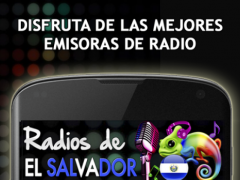 Salvadorean radios 1.6 Screenshot