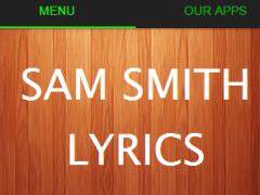 Sam Smith Best Lyrics 1.0 Screenshot