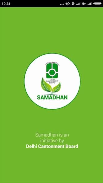 Samadhan Delhi Cantt 1.0.5 Free Download