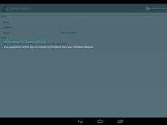 SambaDroid 2.1.2 Screenshot