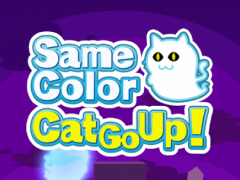 Same Color Cat Go Up! 1.0.1 Screenshot