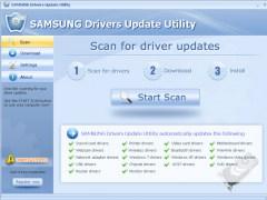 SAMSUNG Drivers Update Utility 9.7 Screenshot