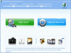 Samsung Galaxy Ace Recovery Pro 2.8.1 Screenshot