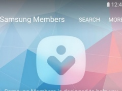 Samsung Members 1.8.74 Screenshot