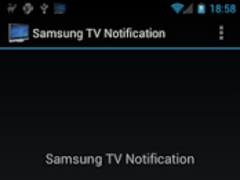 Samsung TV Notification 1.03 Screenshot