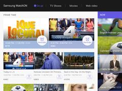 Samsung WatchON (Note 8.0)  Screenshot