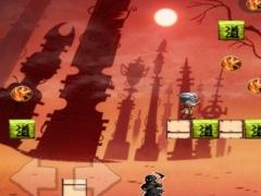 Samurai Legend Run - The Mini Vector Parkour Banzai 1.0 Screenshot
