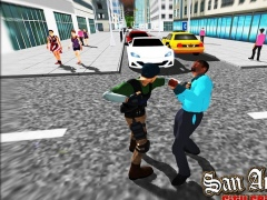 Secret Agent Mafia City Crime 4.0 Screenshot