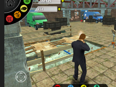 Review Screenshot - Gangster Game – Rule the Streets of San Andreas as its New Crime Boss