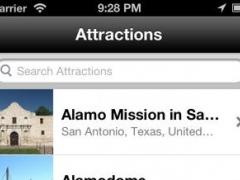 San Antonio Mini Guide 1.0 Screenshot