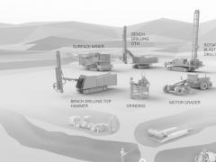 Sandvik Mining Rock Tools 0.9.6 Screenshot