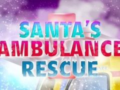 Santa Ambulance Rescue 1.0 Screenshot