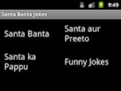 Santa Banta Jokes 1.0.1 Screenshot