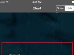 Santa Catalina Island (California) – Raster Nautical Charts 1.0 Screenshot
