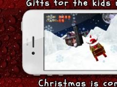 Santa Claus Flying 1.1 Screenshot