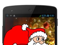 Santa Claus In Screen 1.0 Screenshot