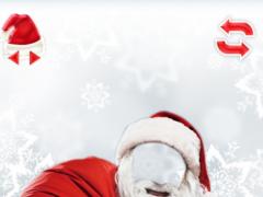 Santa Claus Photo Editor 4.0 Screenshot