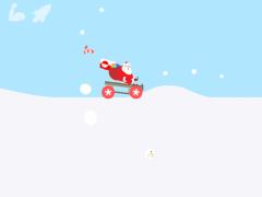 Santa Claus racing game 1.4 Screenshot