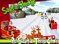 Santa Claus Sleigh Ride Stunts 1.0 Screenshot