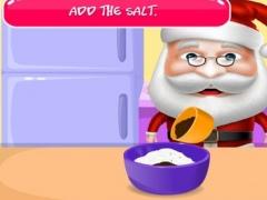 Santa Cooking Red Velvet Cake 1.0 Screenshot