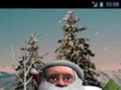 Santa Face Live Wallpaper 1.5 Screenshot