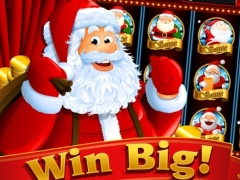 Santa Gift Giving on Christmas in the Village Slots 1.0 Screenshot