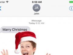 Santa hats 1.0 Screenshot