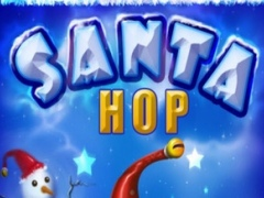 Santa Hop Game 1.0 Screenshot