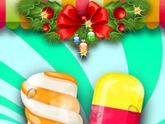 Santa Ice Candy Maker - Christmas Games for Holiday Fun Center 1.1 Screenshot