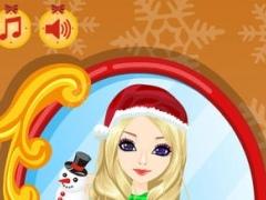 Santa Make Up Salon 1.0 Screenshot