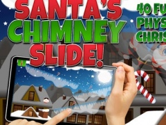 Santa's Chimney Slide Christmas Game 1 Screenshot