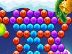 Santa's Happy Ball - Xmar New Bubble 1.0 Screenshot