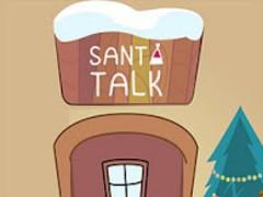 Santa Talk 1.1 Screenshot