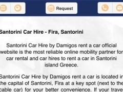 Santorini-CarHire.com 1.1 Screenshot