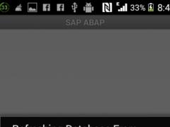 SAP Adv Bus App Prog (ABAP) 1.0 Screenshot