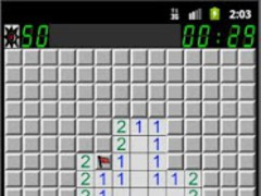 Saper (Minesweeper) 1.4 Screenshot