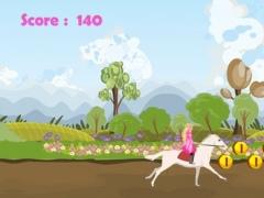 Sara White Horse 1.0 Screenshot