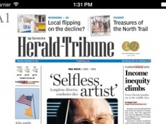 Sarasota Herald Tribune eEdition 2.6.56 Screenshot