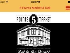 Saratoga 5 Points Market & Deli 3.0.4 Screenshot