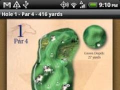 Saratoga National Golf Club 1 Screenshot