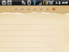 saryunan battery widget 2 1.0 Screenshot
