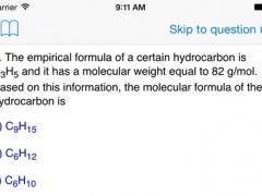 SAT II Chemistry Prep 1.3 Screenshot
